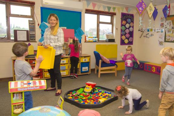 piglets pre-school, great staughton, st neots | Great Staughton Preschool (Piglets) | Charity number 29100
